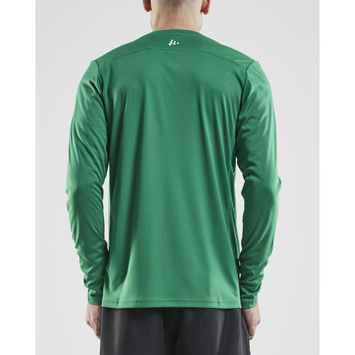 Craft Rush LS Tee heren Team Green
