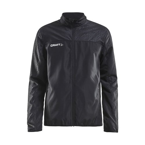 Craft Rush Wind Jacket, heren, black