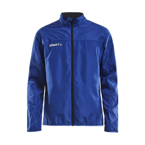 Craft Rush Wind Jacket, heren, Cobolt Club