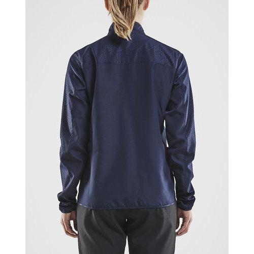 Craft Rush Wind Jacket, dames, Navy