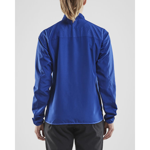 Craft Rush Wind Jacket, dames, Club Cobolt