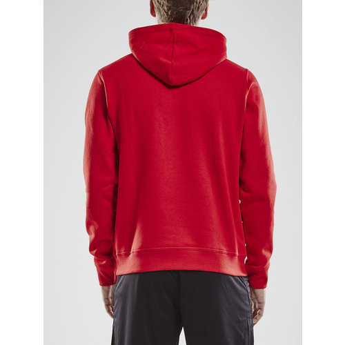 Craft Community Hoodie, heren, Bright Red