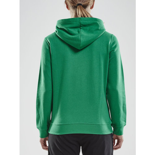Craft Community Hoodie, dames, Team Green