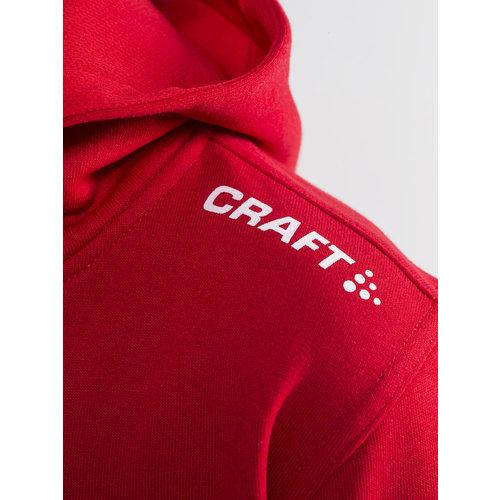 Craft Community Hoodie, junior, Bright Red
