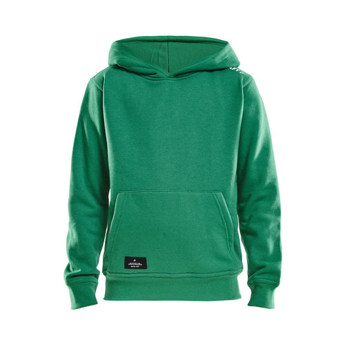 Craft Community Hoodie, junior, Team Green