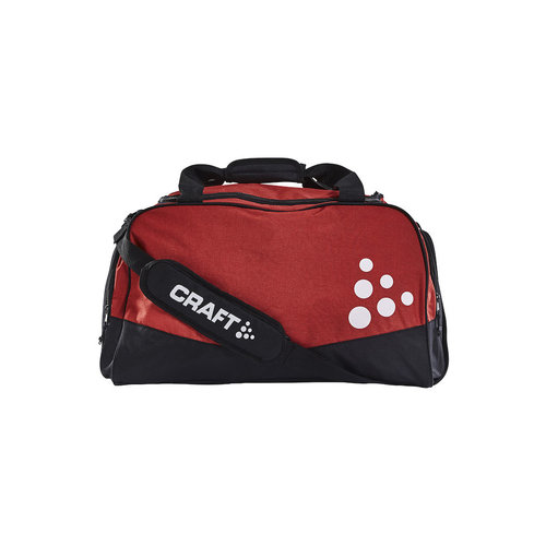 Craft Squad Duffel Large Sporttas, Bright Red