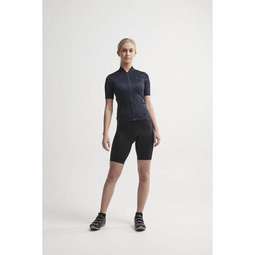 Craft Essence Bib Shorts, dames, zwart