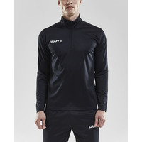 Progress Halfzip Jersey, heren, Black