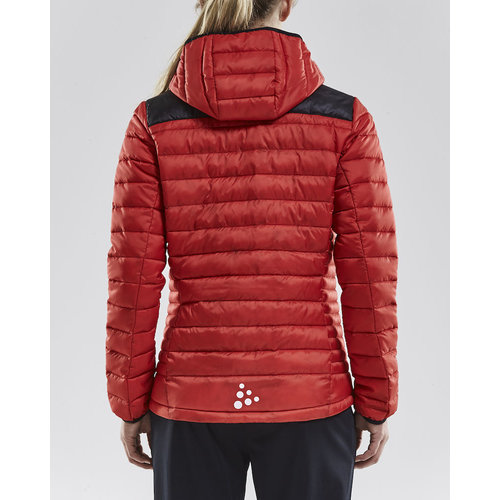 Isolate  Jacket, dames, Bright Red