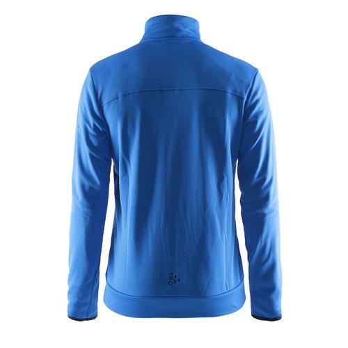 Craft Craft Leisure Jacket Full Zip heren blauw