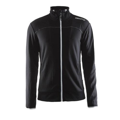 Craft Craft Leisure Hood Full Zip Jacket heren black