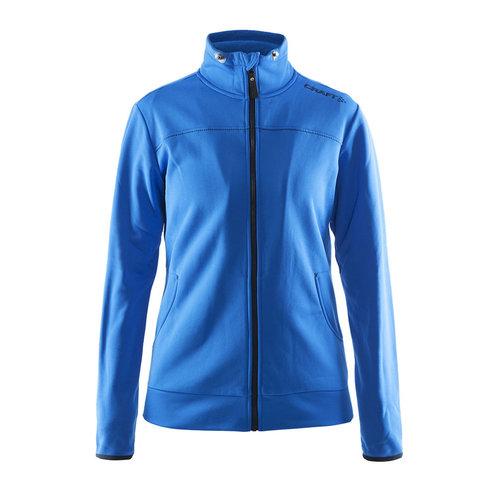 Craft Craft Leisure Jacket Full Zip dames Sweden Blue