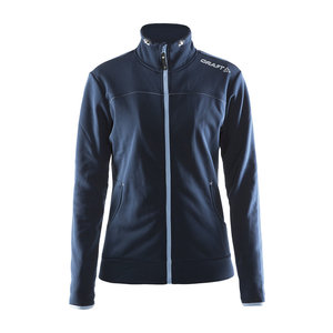 Craft Craft Leisure Jacket Full Zip dames Dark Navy