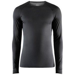 Craft verkoelend ondershirt, Pro Dry Nanoweight LS heren, black