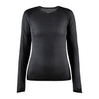 Craft Pro Dry Nanoweight LS , dames, black
