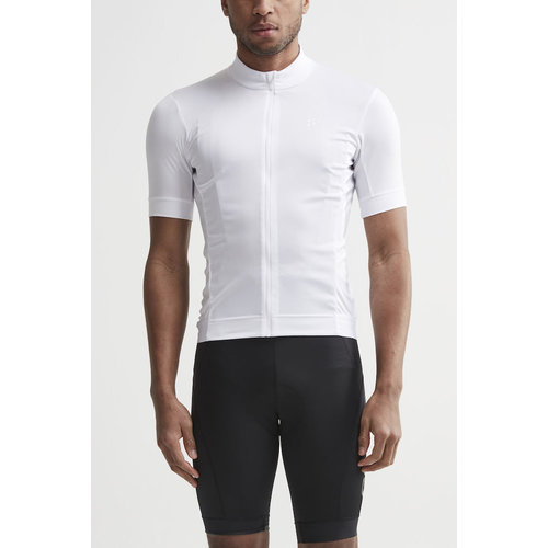Craft Craft Essence Jersey fietsshirt, heren. White