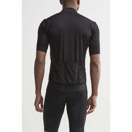 Craft Craft Essence Jersey fietsshirt, heren. Black