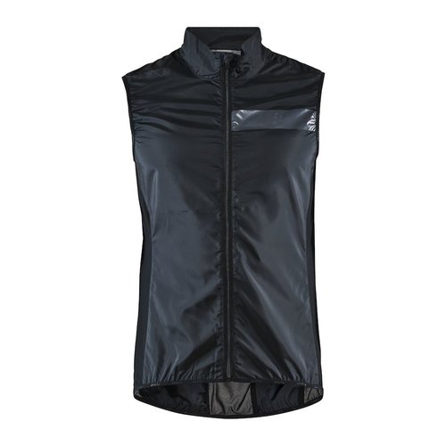 Craft Craft Essence Light Wind Vest, heren, black