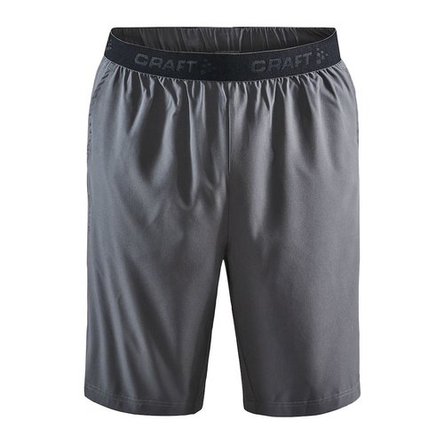 Craft Core Essence Relaxed Shorts, heren, Granite