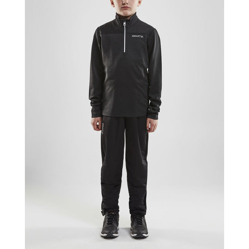 Craft Craft Pin Pullover junior zwart