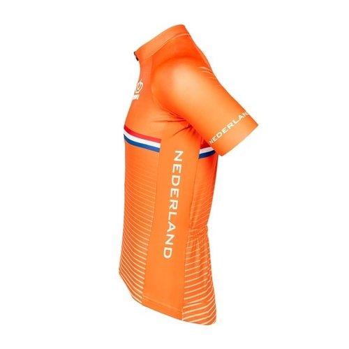 Bioracer Bioracer Netherlands Short Sleeve Jersey 2.0