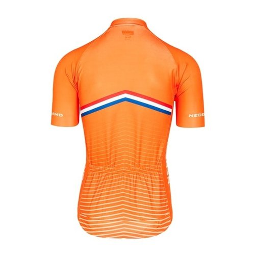 Bioracer Netherlands Short Sleeve Jersey 2.0
