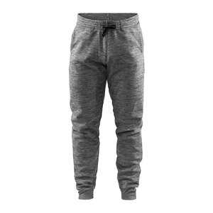 Craft Craft Leisure Sweatpants, heren, Grey Melange