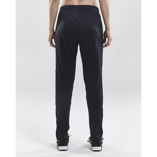 Craft Progress Pant, dames, zwart