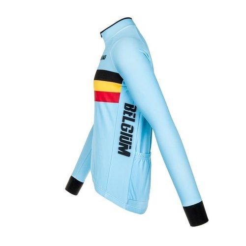 Bioracer Belgium long Sleeve Jersey