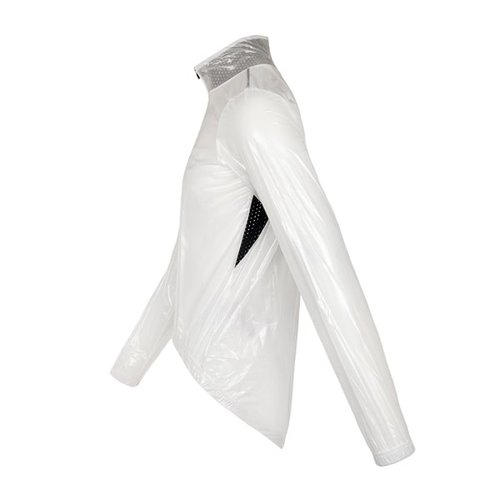 Bioracer Bioracer Cristallon Rain Jacket, transparant, Unisex