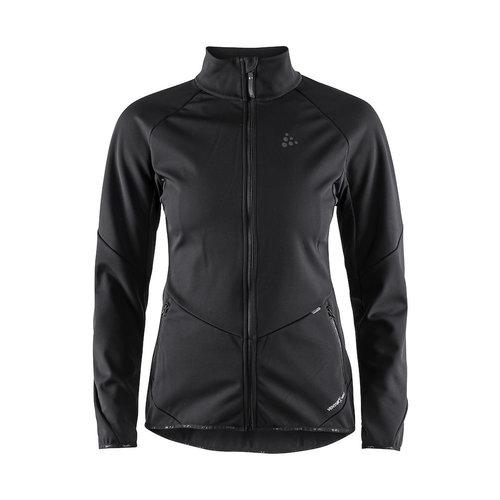 Craft Craft  Glide Jacket, dames, black