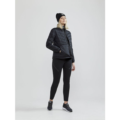 Craft Craft  Core Street Insulation Jacket, dames, Black