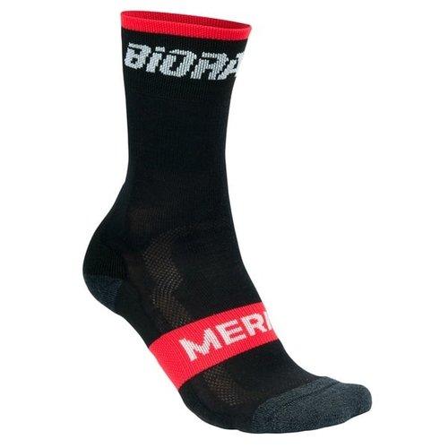 Bioracer Bioracer Winter fiets sokken Merino