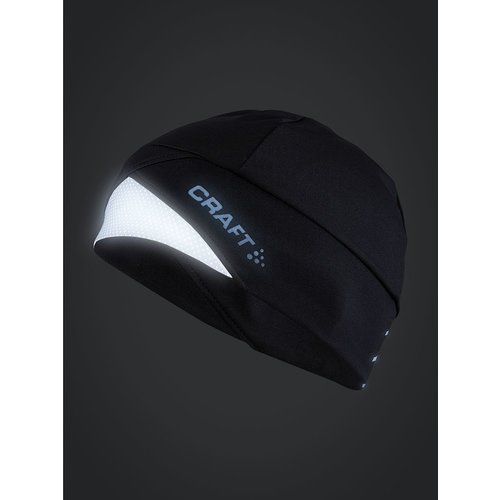 Craft Craft ADV  Lumen Fleece Hat, black