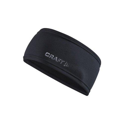 Craft Craft Core Essence Thermal Headband, Black
