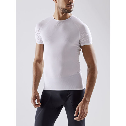 Craft verkoelend ondershirt, Pro Dry Nanoweight SS, heren, white
