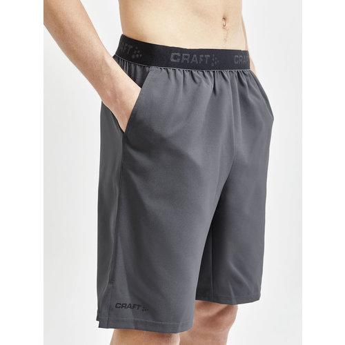 Craft Craft Core Essence Relaxed Shorts, heren, Granite