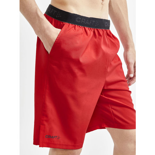 Craft Craft Core Essence Relaxed Shorts, heren, Red