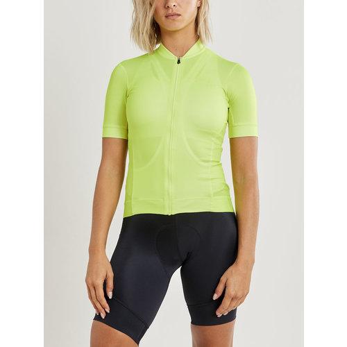 Craft Craft Essence Jersey fietsshirt, dames, Snap