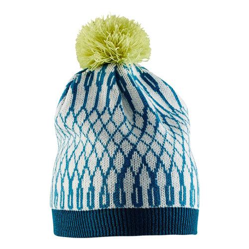 Craft Craft Snowflake Hat, Teal White