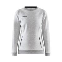 Craft Core Soul Crew Sweatshirt, dames, Grey Melange