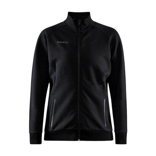 Craft Core Soul Full Zip Jacket, dames, Black