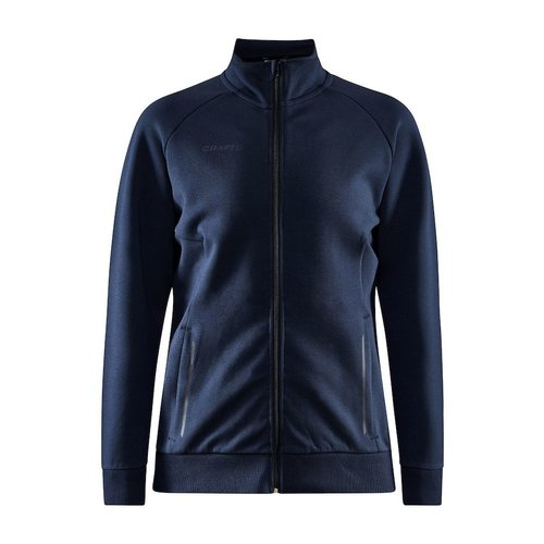 Craft Core Soul Full Zip Jacket, dames, Dark Navy