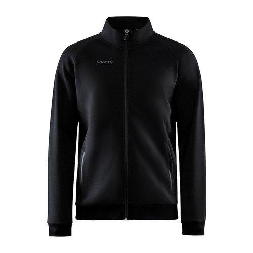 Craft Core Soul Full Zip Jacket, heren, Black