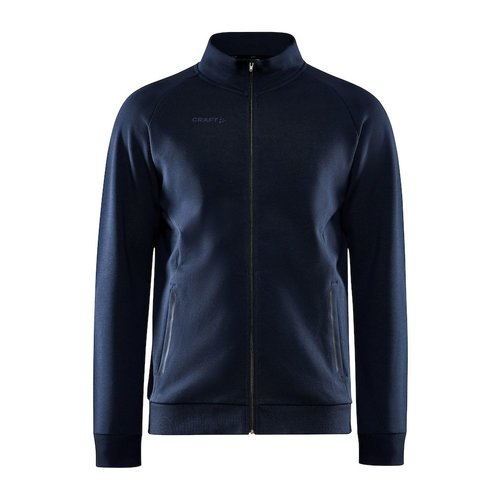 Craft Core Soul Full Zip Jacket, heren, Dark Navy
