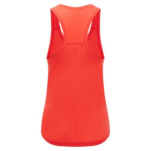 Ronhill Ronhill singlet voor hardlopers, Life Tencel Vest, Hot Coral Marl