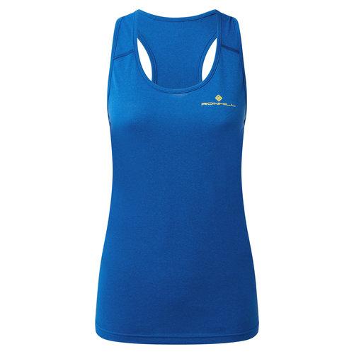 Ronhill Ronhill Core Singlet voor dames, Core Vest, Azurite Marl