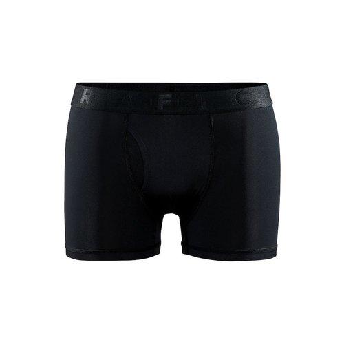 Craft  Craft Core Dry Boxer 3-inch, heren, zwart