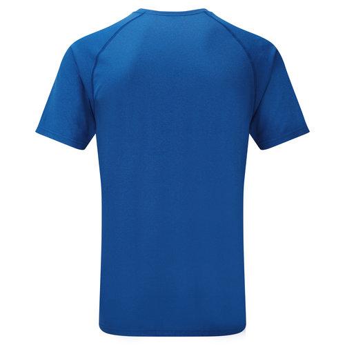 Ronhill Ronhill Core T-shirt heren, Core s/s Tee, blauw