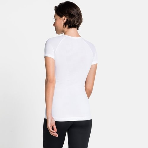 Odlo Odlo Performance X-Light Shirt korte mouw dames wit